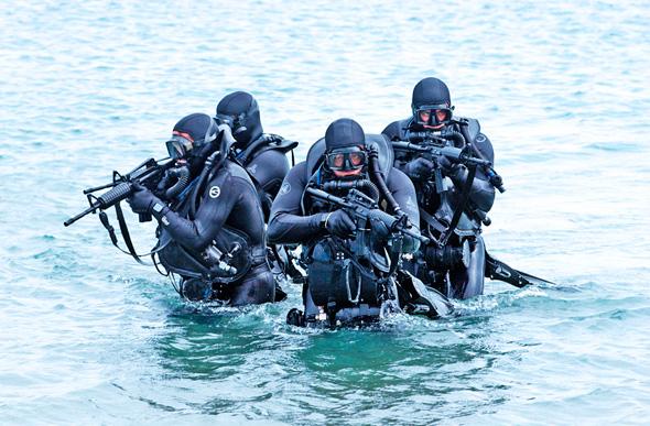 """הנייבי סילז. ארה""""ב בראש המדינות החזקות בעולם, צילום: navyseals.com"""