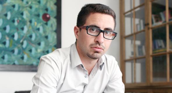"""אלון קסטיאל, יזם נדל""""ן, צילום: אילן ספירא"""