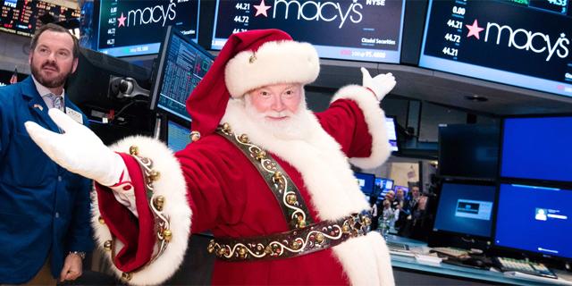 סוף שנה בוול סטריט, צילום: NYSE