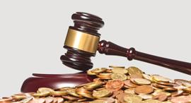 בית משפט שופט פטיש של שופט, צילום: שאטרסטוק