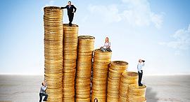 """עשיר מנכ""""ל שכר משכורת, צילום: שאטרסטוק"""