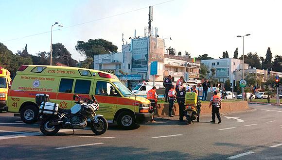 צוותי הצלה, חיפה