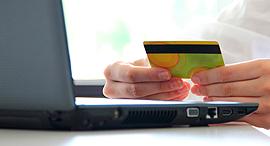 רכישה באינטרנט, צילום: אימג'בנק, thinkstock