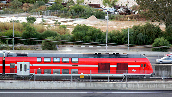 Israel railways, one of Rail Vision's investors