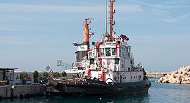נמל אשדוד, צילום: אוראל כהן