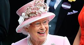 המלכה אליזבת ב אסקוט יוני 2016, צילום: גטי אימג'ס