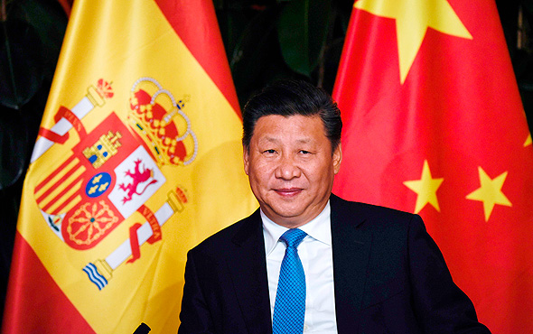 שי ג'ינפינג, נשיא סין