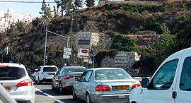 הכניסה לירושלים כיום, צילום: כרמית פלר