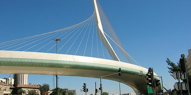 גשר המיתרים בירושלים, צילום: shvilist.com