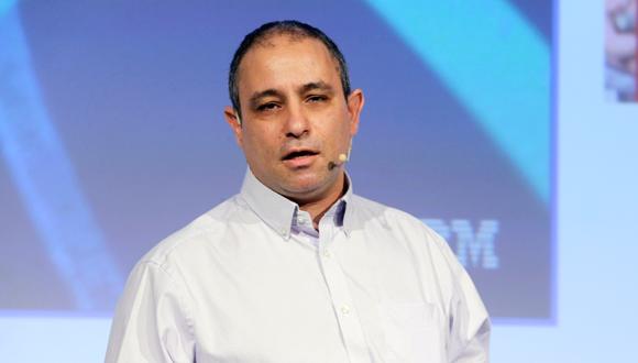 דוד בר, מנהל יחידת הדאטה והאנליטיקס ב-IBM,, צילום: צביקה טישלר