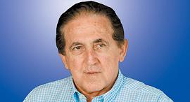 פרדי רובינסון איש עסקים, צילום: אוראל כהן