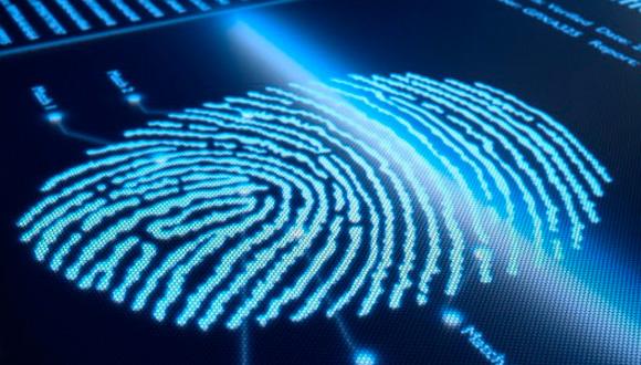 Finger print. Photo: Shutterstock