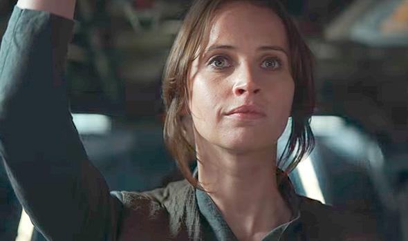 מתוך הסרט מלחמת הכוכבים  רוג 1, צילום: youtube