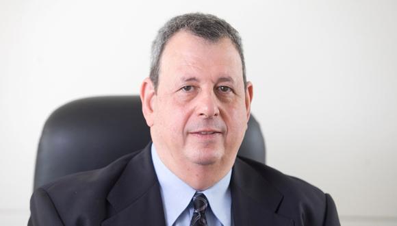 """מנכ""""ל בנק אגוד ישראל טראו, צילום: אוראל כהן"""