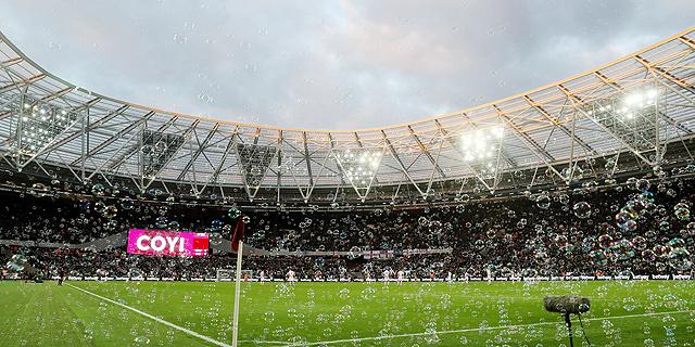 """האצטדיון של ווסטהאם מפסיד בין 10 ל-20 מיליון ליש""""ט בשנה"""
