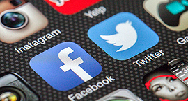 פייסבוק טוויטר רשתות חברתיות, צילום: Pixabay