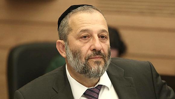 שר הפנים אריה דרעי, צילום: דוברות הכנסת