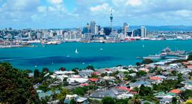 אוקלנד ניו זילנד ערים יקרות, צילום: spwise.com