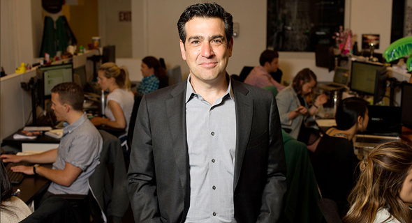 Zvika Netter, CEO and co-founder of Innovid. Photo: David Paxton