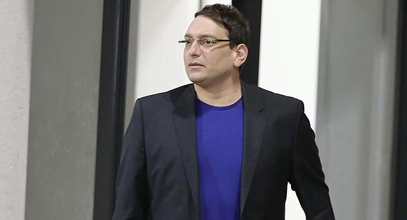 אמיר כבירי, בעלים של הפועל תל אביב, צילום: ראובן שוורץ