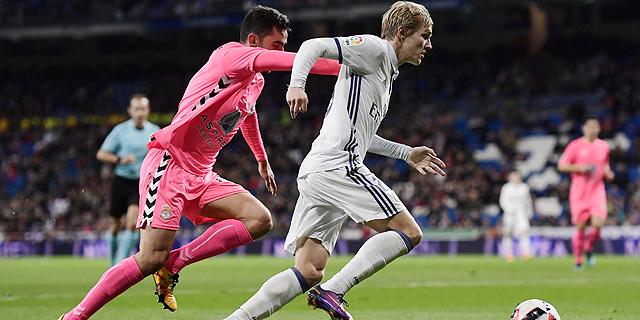 הכדורגלן הצעיר של ריאל מדריד סירב להקים חברה במקלט מס