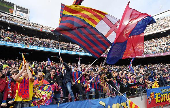 האם נמצא התחליף לאוהדי ברצלונה?