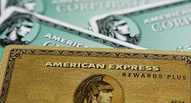 כרטיס אשראי אמריקן אקספרס, צילום: בלומברג