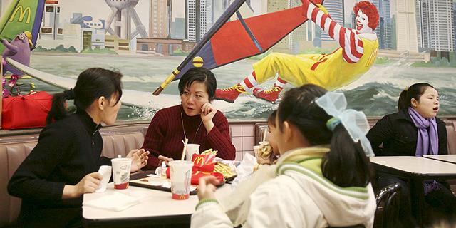 מקדונלד'ס מכרה את הפעילות בסין ביותר מ-2 מיליארד דולר