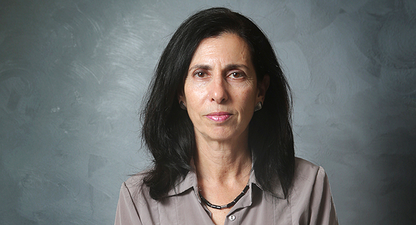 Israel's Commissioner of Capital Markets Dorit Salinger. Photo: Alex Kolomoysky