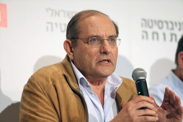 פרופסור מרדכי קרמניצר, צילום: נמרוד גליקמן
