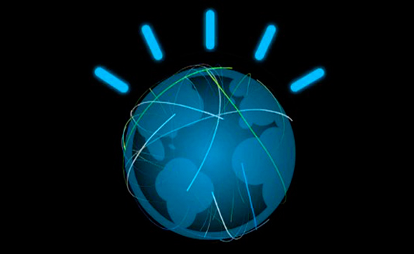 IBM ווטסון לוגו