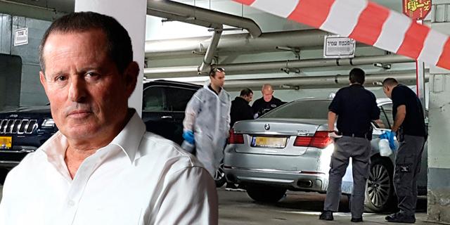 איש העסקים מאיר שמיר קיבל מידע משטרתי רגיש בזמן חקירה בעניינו