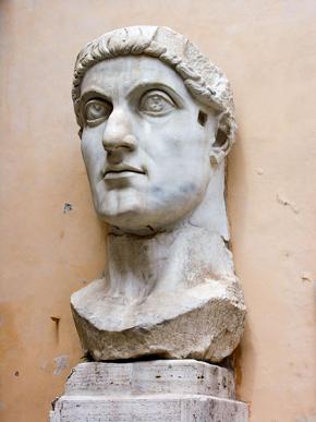 קונסטנטינוס קיסר. החלטה אחת ששינתה את ההיסטוריה