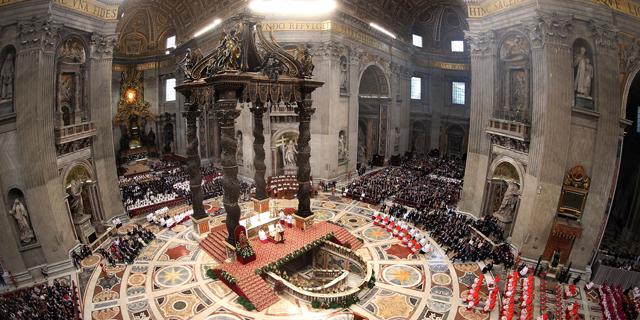 סנט פטרוס, רומא , צילום: אם סי טי
