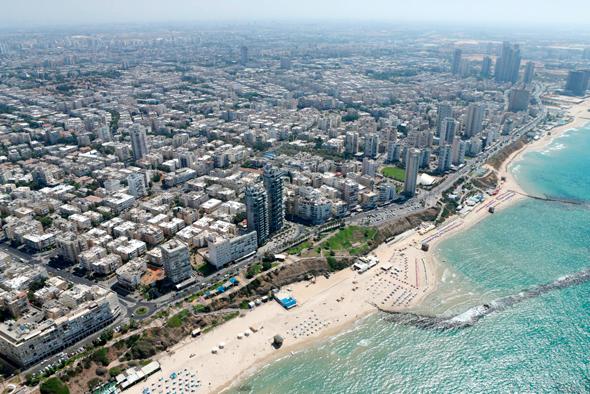 בת ים. מיזמי התחדשות עירונית בתחומה כבר פתוחים לגיוס דרך אתר החברה