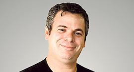 אבישי אברהמי מ מייסדי ו מנכל חברת וויקס, צילום: אריאל בשור