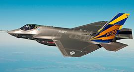 מטוס קרב F35, צילום: U.S. Navy