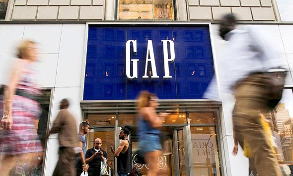 סניף של גאפ במנהטן