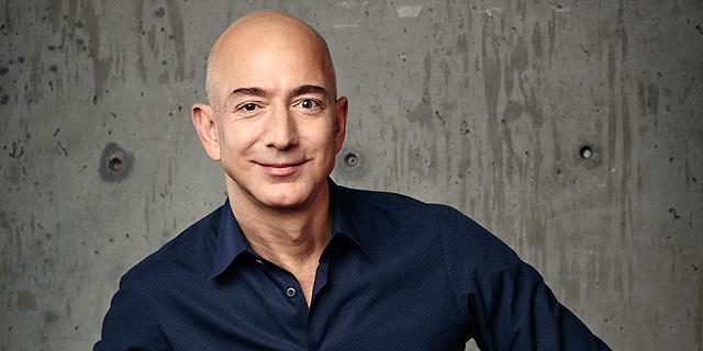 """מוסף שבועי 15.12.16 עריץ הקניות ג'ף בזוס מייסד מנכ""""ל ויו""""ר אמזון, צילום: amazon"""
