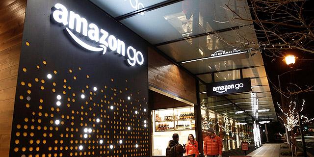 עריץ הקניות: אמזון גו הופכת את בני האדם למוצר