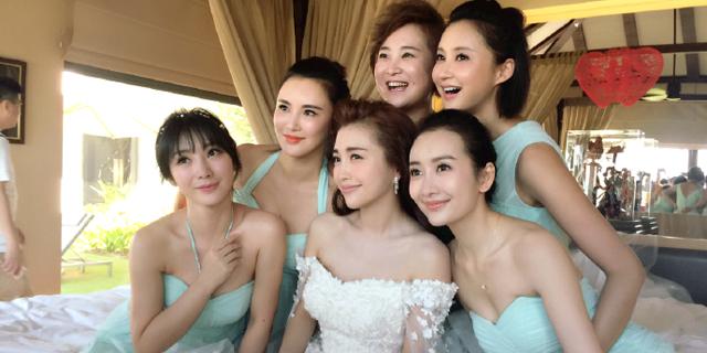 בחתונות בסין אף אחת לא מתנדבת להיות השושבינה