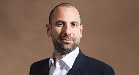 תומר הרפז מנכל חברת שטראוס קפה, צילום: שטראוס