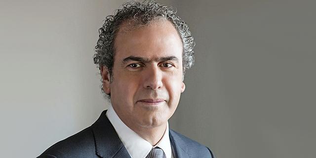 יורם דבש, נשיא הבורסה ליהלומים, צילום:שחר הבר