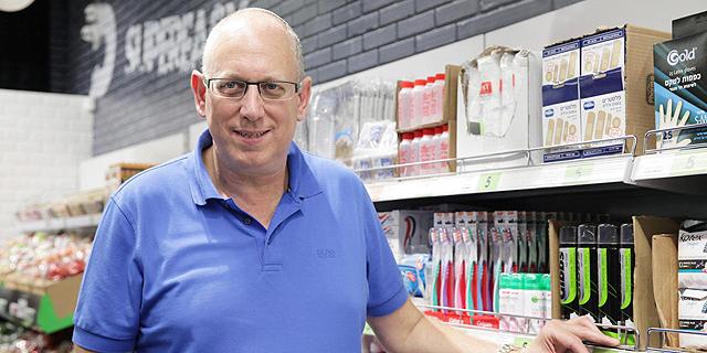 """אבי כץ מייסד ומנכ""""ל קופיקס, צילום: אוראל כהן"""