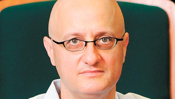 """ד""""ר דני בן שחר, ראש מכון אלרוב לחקר הנדל""""ן באוניברסיטת ת""""א, צילום: עמית שעל"""