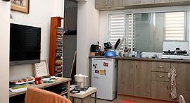 דירה מפוצלת ברחוב שלמה המלך  תל אביב, צילום: אוראל כהן
