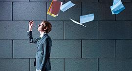 התפטרות חופש עבודה קריירה, צילום: שאטרסטוק