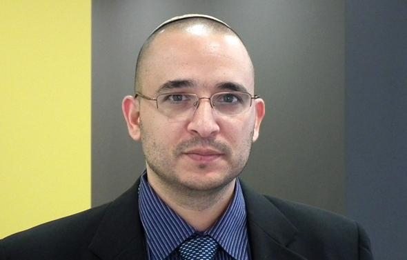 קובי בן נעים, מנהל בכיר למחקר סייבר