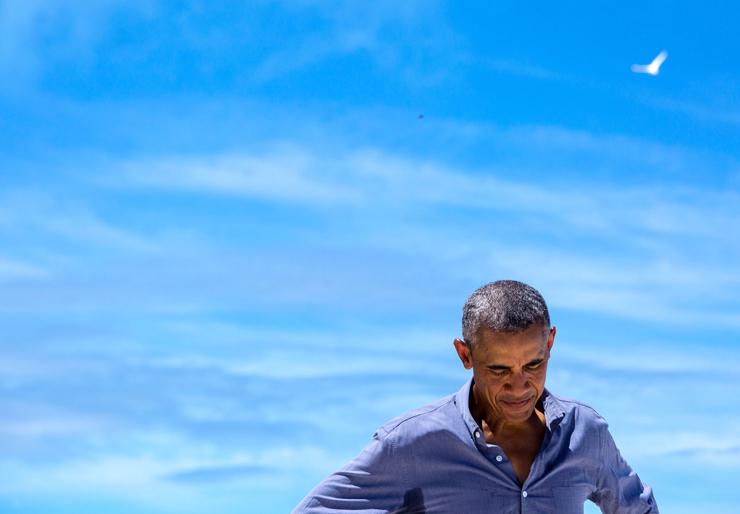 ספטמבר 2016. הנשיא בסיור באיי האוקיאנוס השקט, בדרך לסיור בסין ובמדינות דרום מזרח אסיה