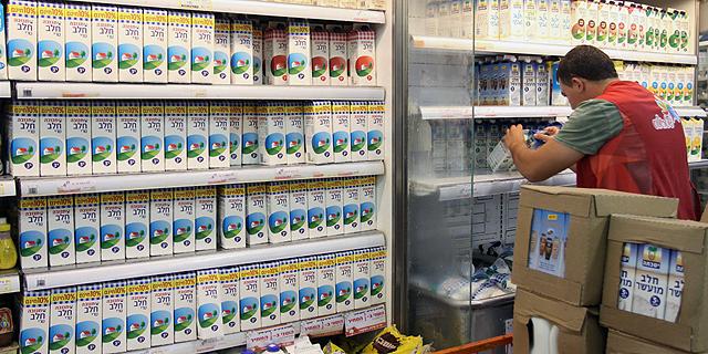 מוצרי תנובה (ארכיון), צילום: אריאל בשור